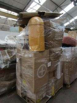 Pallets of Raw Made.com customer returns
