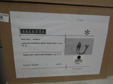 | 1x | SELETTI NEON LETTER O | UNCHECKED AND BOXED | RRP £50 |