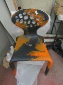 | 2X | SUPERNATURAL MOROSSO DESIGNER CHAIRS | LOOK UNUSED (NO GUARANTEE) | RRP £470 |