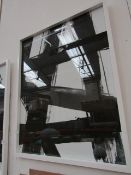 | 1X | ONE WORLD FRAMED PRINT | LOOKS UNUSED WITH BOX |
