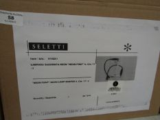 | 1x | SELETTI NEON LETTER I | UNCHECKED AND BOXED | RRP £50 |