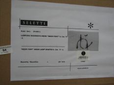 | 1x | SELETTI NEON LETTER L | UNCHECKED AND BOXED | RRP £50 |