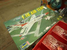 Revell - F-16 Air Team - Packaged & Boxed.