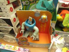 Fisher - Price - Go Jetters FOZ + G.O Giant - Packaged & Boxed.