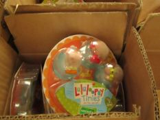 6x LaLaloopsy Tinies - Mini Figures - Packaged & Boxed.
