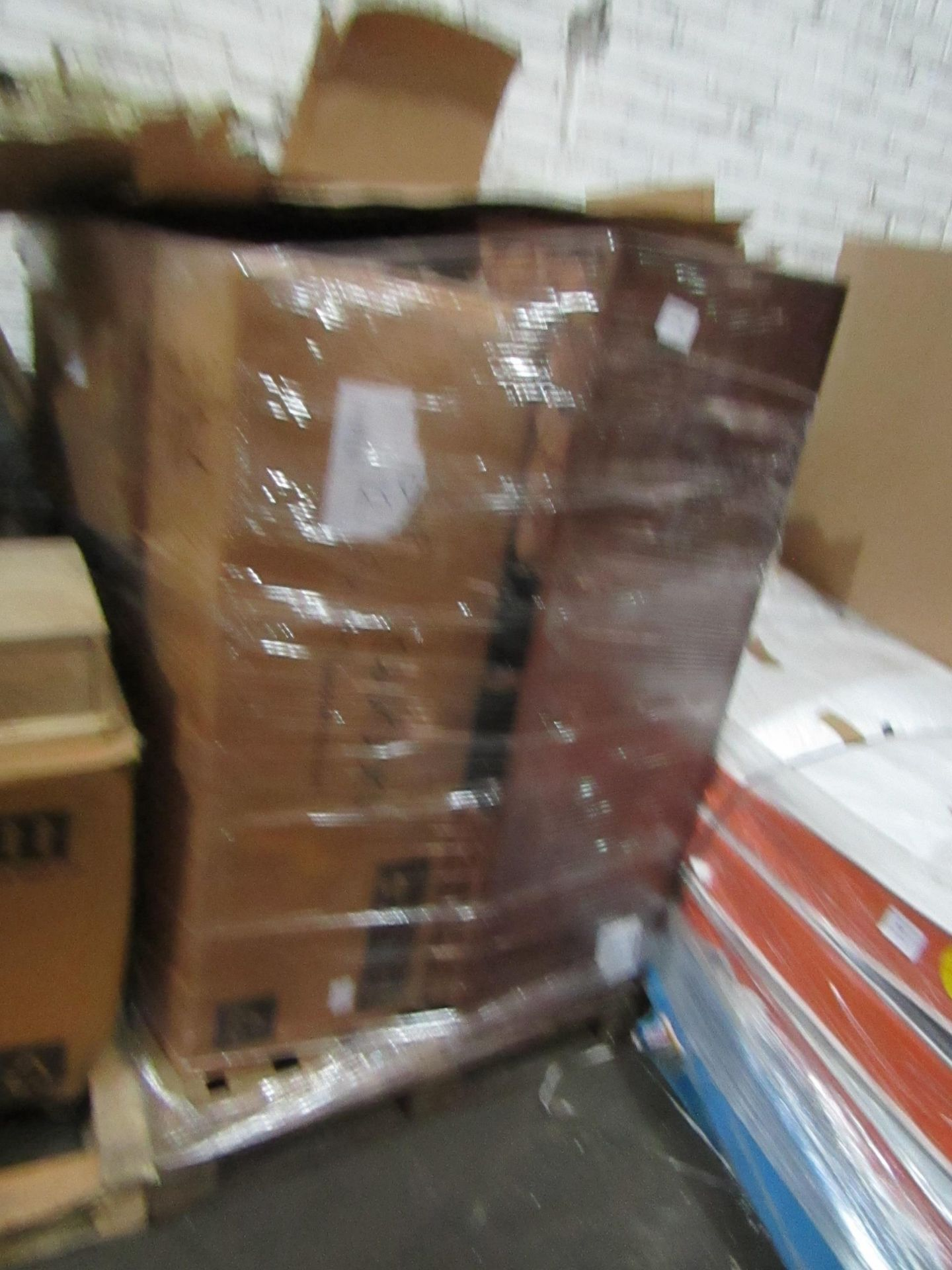   1X   PALLET OF swoon B.E.R FURNITURE, UNMANIFESTED, WE HAVE NO IDEA WHAT IS ON THESE PALLETS OR