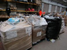 | 1X | PALLET OF APPROX 20-25 VARIOUS SIZED AIR BEDS, ALL RAW CUSTOMER RETURNS PLEASE NOTE THESE ARE