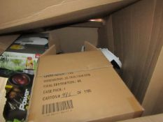 | 1X | PALLET OF UNMANIFESTED ELECTRICAL ITEMS, ALL RAW CUSTOMER RETURNS SOME MAY BE LOOSE OR IN NON