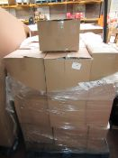| 1X | PALLET OF UNMANIFESTED ELECTRICAL ITEMS. THE PALLET HAS A NOTE ON THE SIDE TO SAY LIKE NEW