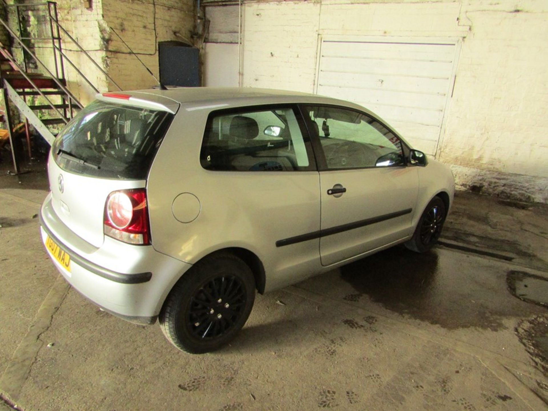 2007 Volkswagen Polo 1.2L hatchback, starts and drives 70,294 Miles Failed MOT 12/09/2020 due to; - Image 2 of 9