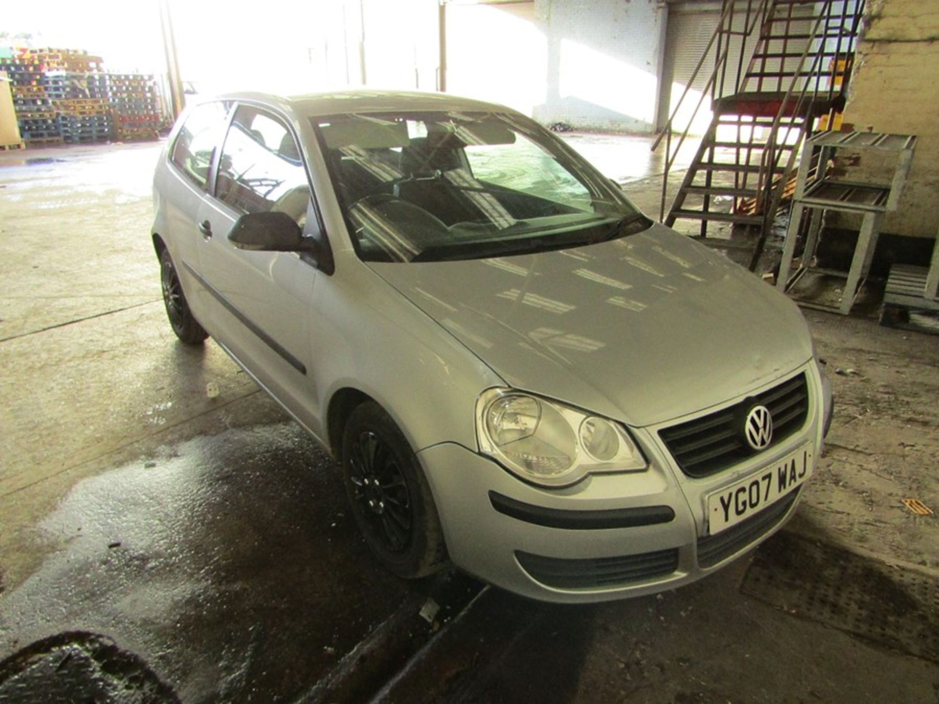 2007 Volkswagen Polo 1.2L hatchback, starts and drives 70,294 Miles Failed MOT 12/09/2020 due to;