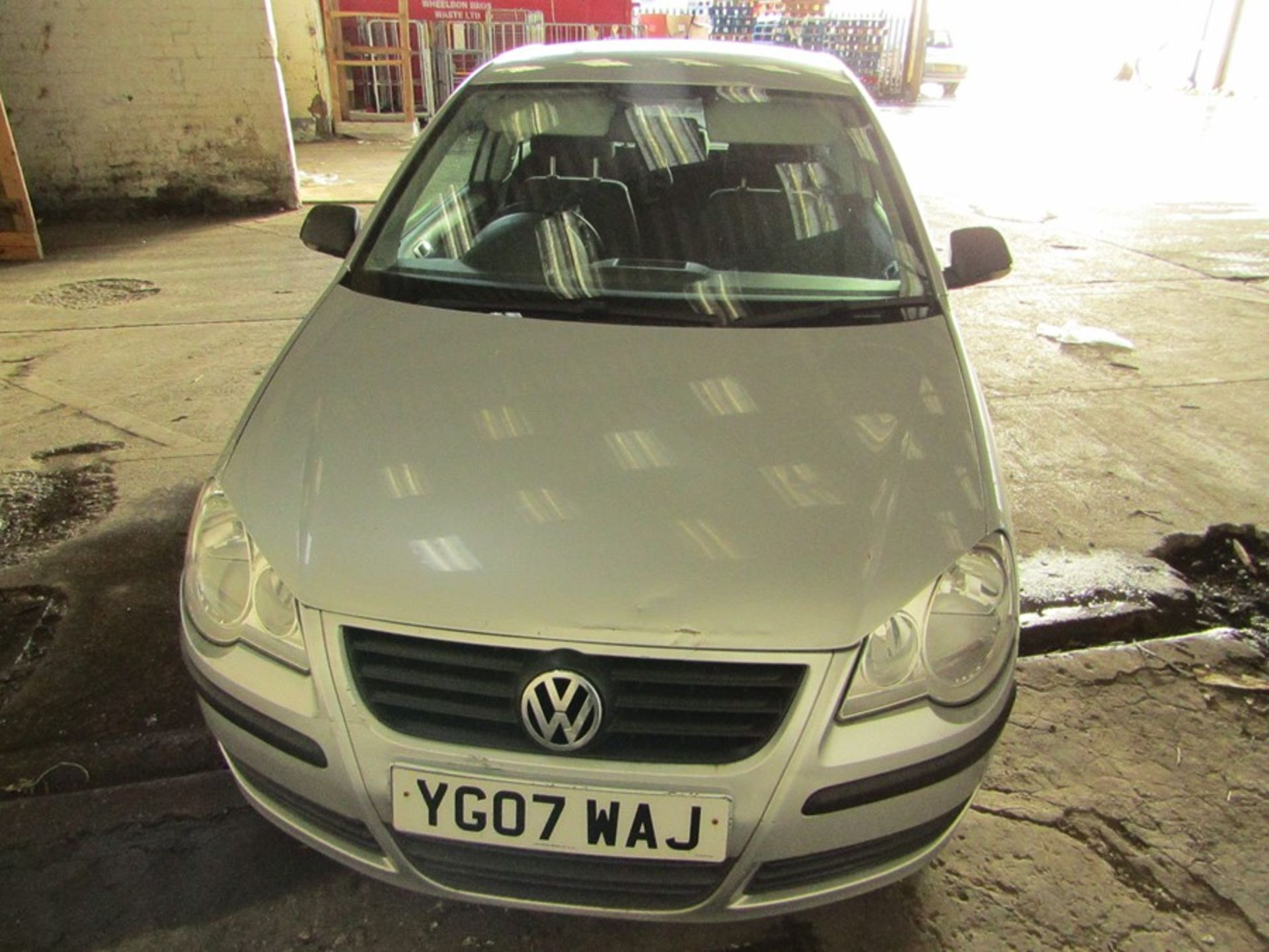 2007 Volkswagen Polo 1.2L hatchback, starts and drives 70,294 Miles Failed MOT 12/09/2020 due to; - Image 6 of 9