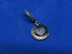 Pandora Necklace pendant, new with presentation bag.