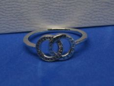 Pandora Ring size 60, new in presentation box