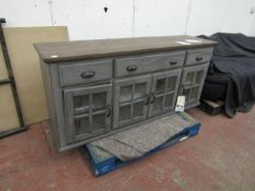 Pikemain accent console, left door has come loose as it has damage and needs repairing. RRP Circa £