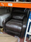 Costco electric reclining, rocking arm chair, unchecked as no power cable
