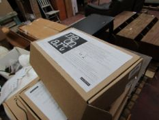 | 1x | SELETTI NEON LETTER TRANSFORMER | UNCHECKED AND BOXED | RRP £50 |