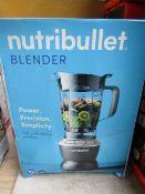 | 2X | NUTRI BULLET BLENDER 1000 WATT | UNCHECKED AND BOXED | NO ONLINE RESALE | SKU