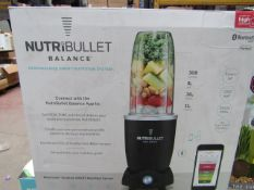 | 6X | NUTRIBULLET BALANCE | UNCHECKED AND BOXED | NO ONLINE RE-SALE | SKU C5060541512900 | RRP £