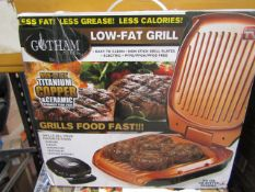 | 2X | GOTHAM STEEL LOW FAT GRILL | UNCHECKED AND BOXED | NO ONLINE RESALE | SKU C080313020537 | RRP