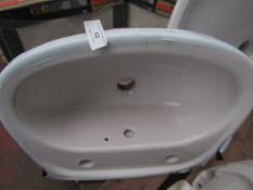 Unbranded - White 450mm Basin.