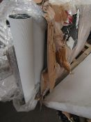 CARISA Nemo Monza Double 565 x 1400mm radiator, unchecked and boxed. Please note, picture may differ