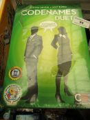 Codenames Duet - Co-Op Game - New & Boxed.
