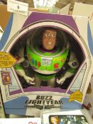 Toy Story - Talking Buzz Lightyear - Tested Working & Boxed.
