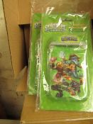 Approx 44 x Skylander Universal Phone Cases. New & Packaged Individually