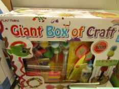 Play House - Giant Box of Craft - New & Boxed.