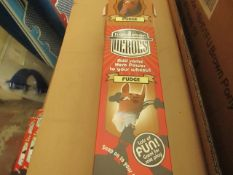 Box of 12 Handlebar Heroes. Fudge. New & Boxed. These Attach to Your Bike Handlebars.
