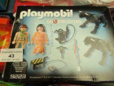 Playmobil - GhoostBusters - Unused & Boxed.