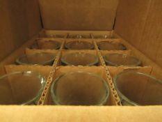12 x Shot Glasses. New & Boxed