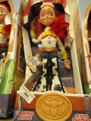 Woodys Round Up Jessie The Yodeling Cowgirl Figure. Packaged