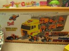 Coolplay - Super Truck Toy - Unchecked & Boxed.