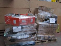 | 2X | PALLETs OF UNMANIFESTED HOME FITNESS EQUIPMENT, ALL RAW CUSTOMER RETURNS SOME MAY BE LOOSE OR
