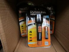Duracell - Voyager (Super Clear LED) - New & Packaged.