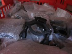 Box of Approx 35+ Action Camera Brackets - Good Condition.