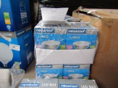 10x Megaman - LED Reflector MR16 Bulb, new and boxed. 15,000Hrs / GU5.3 / 400 Lumens
