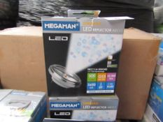 1x Mega Man LED Dimmable Reflector lamp, New and Boxed. 35,000 Hrs / G53 / 600 Lumens