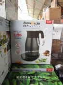| 1X | DREW AND COLE REDI KETTLE | REFURBISHED AND BOXED | NO ONLINE RESALE | SKU C5060541513587 |