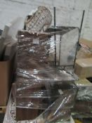 | 1X | PALLET OF COX AND COX B.E.R FURNITURE, UNMANIFESTED, WE HAVE NO IDEA WHAT IS ON THESE PALLETS
