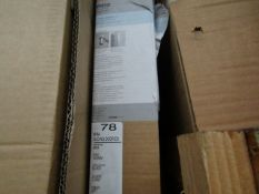 Mira sliding door left hand 1400mm, new and boxed. 108388