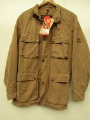 Belstaff Mens Nepal Panama Jacket, new with tag size XL