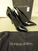 Camila Straerk shoes, ex shop sample size 39.
