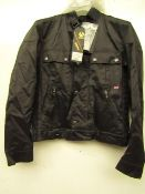 Belstaff Mens Gangster Jacket, new with tag size large