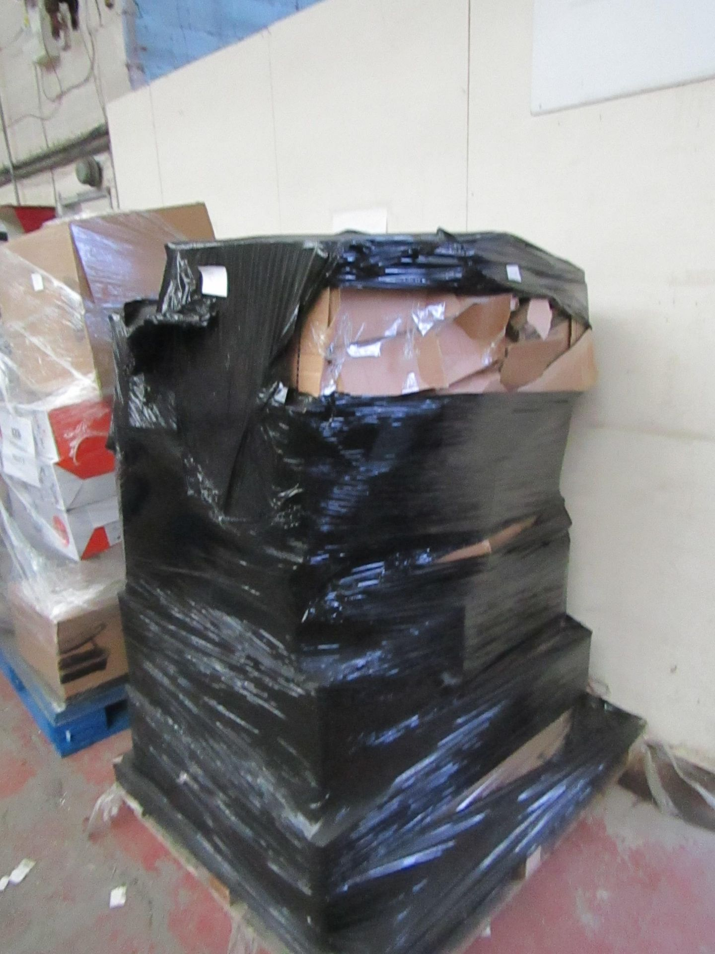   1X   PALLET OF UNMANIFESTED HOME FITNESS EQUIPMENT, ALL RAW CUSTOMER RETURNS SOME MAY BE LOOSE