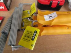 4x Stanley - Small Rollers - Good Condition.