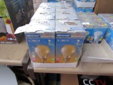 1x Megaman LED Filament bulb, new and boxed. 15,000Hrs / B22 / 210 Lumens