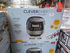| 2X | DREW AND COLE CLEVER CHEF | UNCHECKED AND BOXED | NO ONLINE RESALE | SKU - | RRP £69.99 |